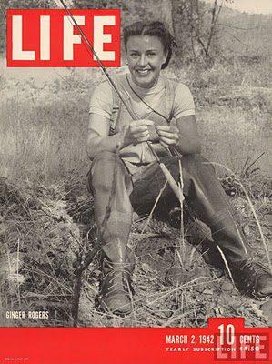 life cover Ginger Rogers, The Myndset Digital Marketing