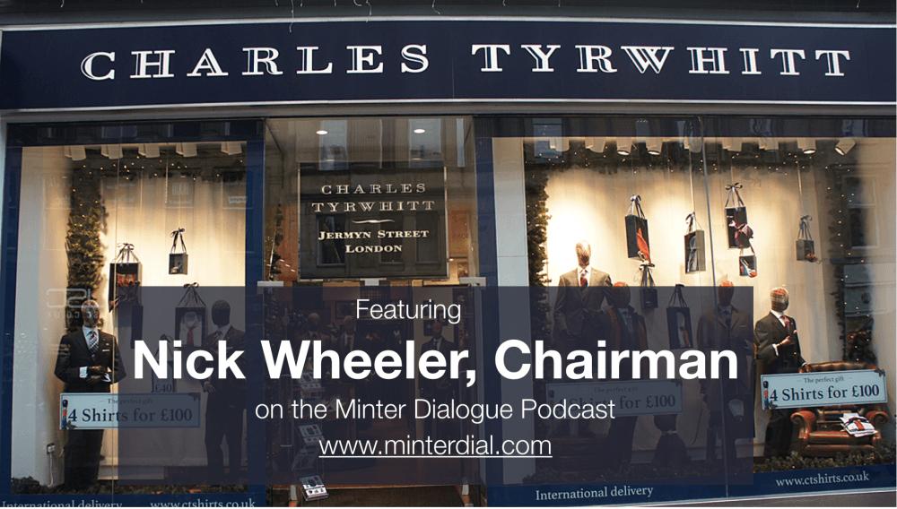 Charles Tyrwhitt, Nick Wheeler