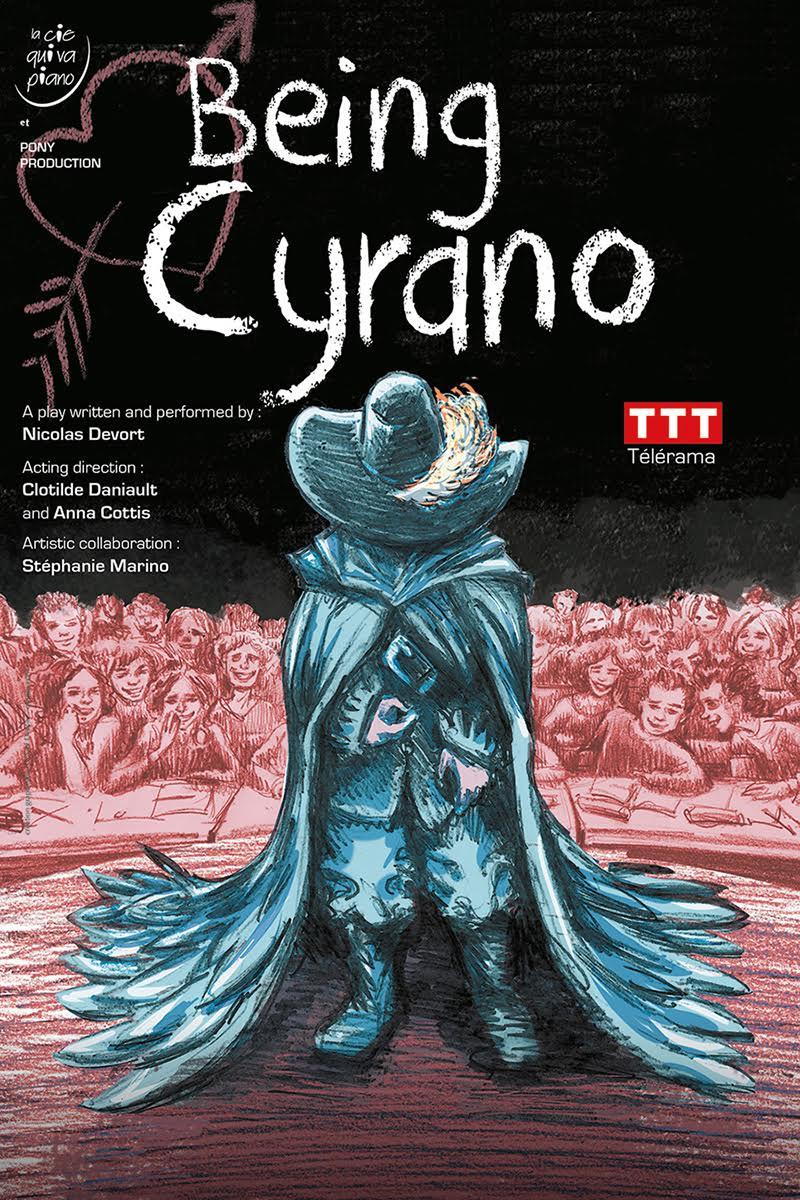 being cyrano dans la peau de cyrano