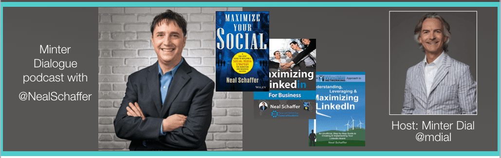 Minter Dialogue with Neal Schaffer
