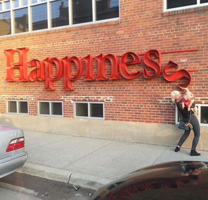 happiness in imperfection
