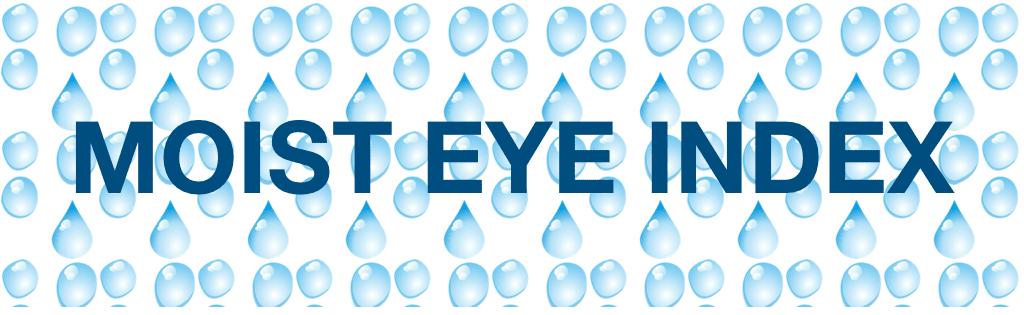 Moist Eye Index