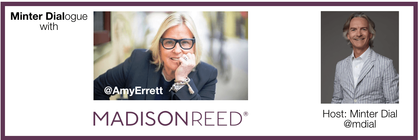 Amy Errett Madison Reed podcast