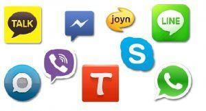 instant-messaging digital address book