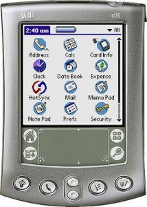palmm505 digital address book