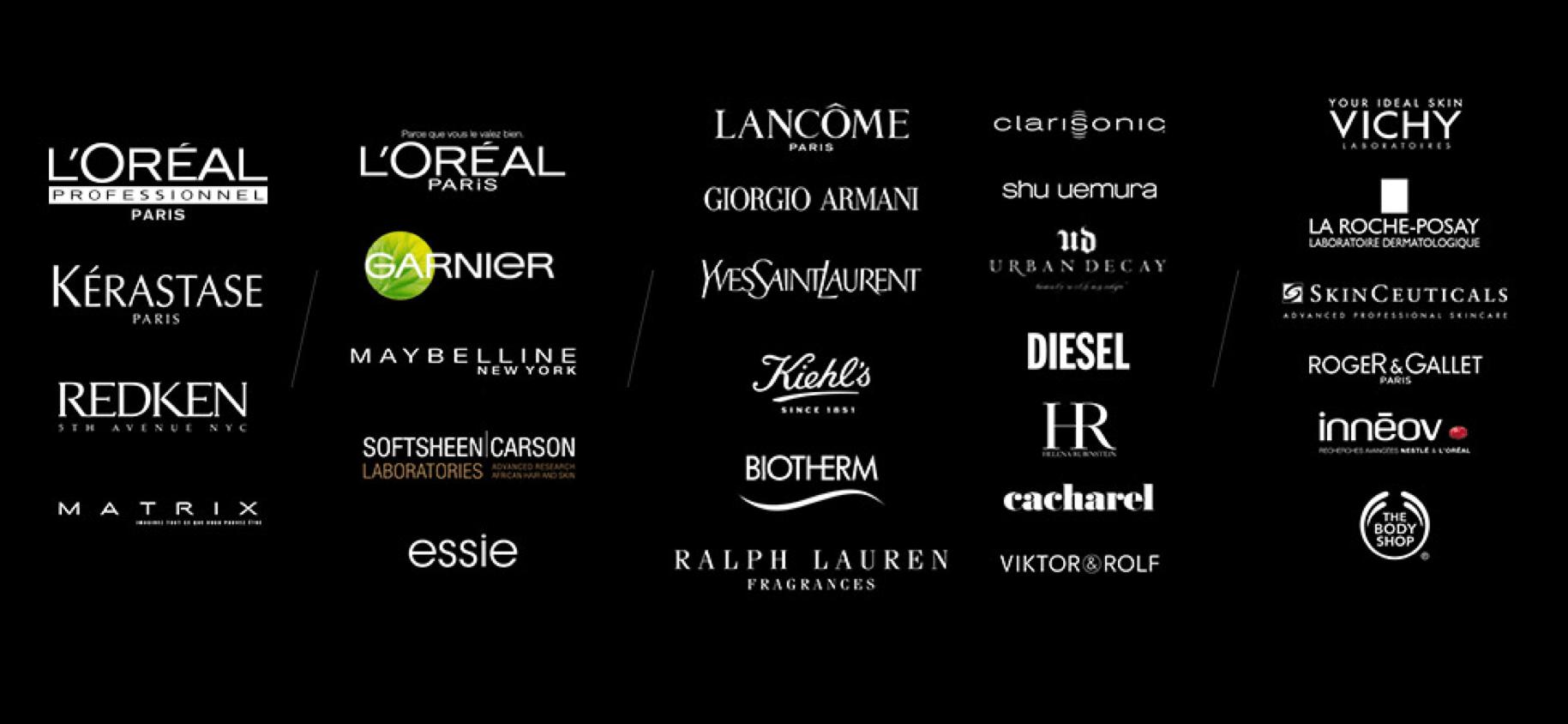 L'Oreal brands