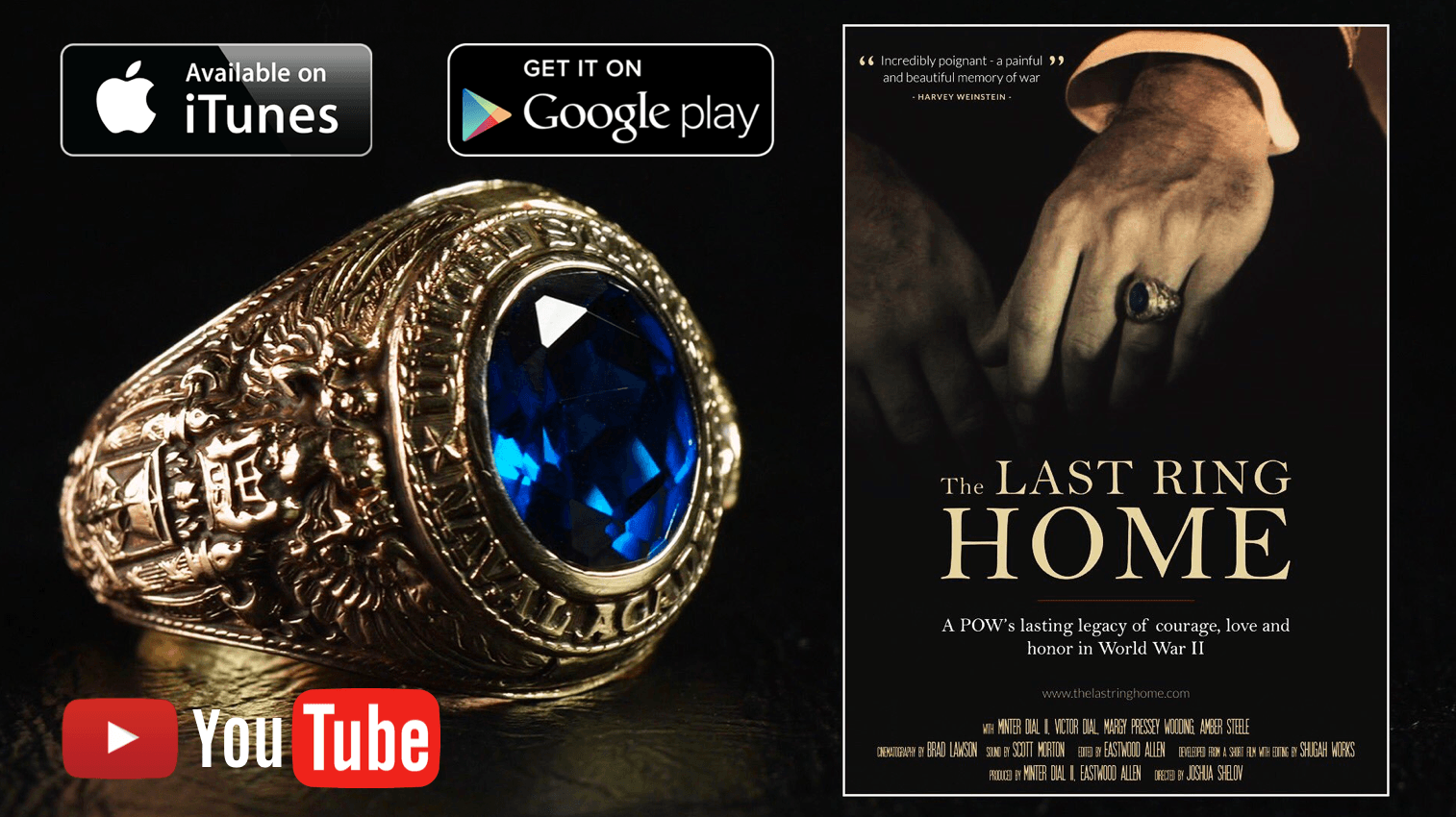 The Last Ring Home (iTunes Youtube & GooglePlay)