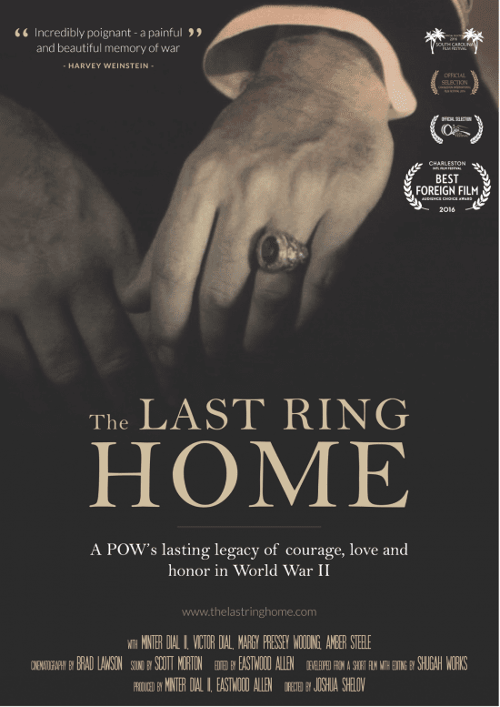 The Last Ring Home RING Poster CHIFF