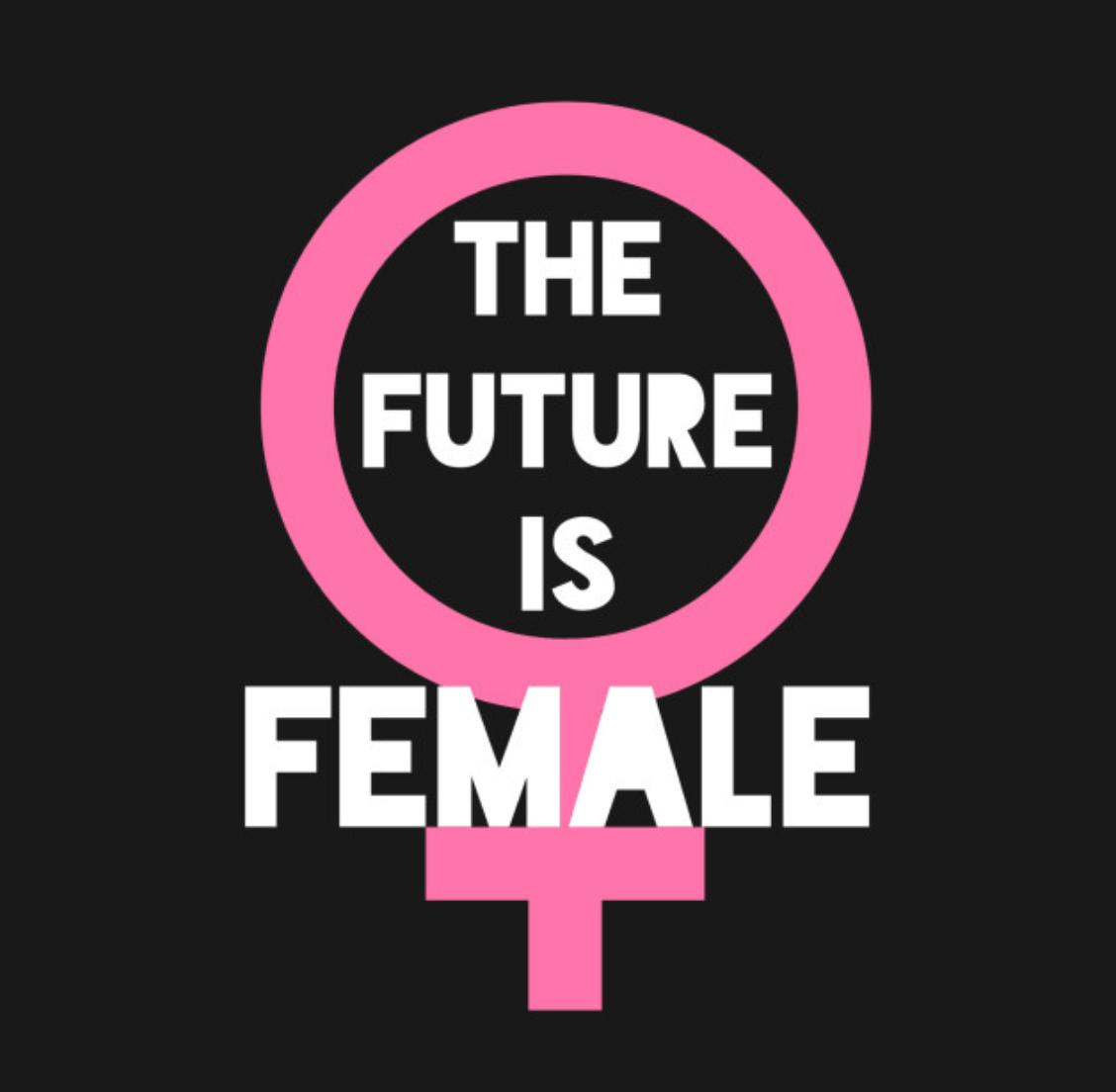 productivity the future is female