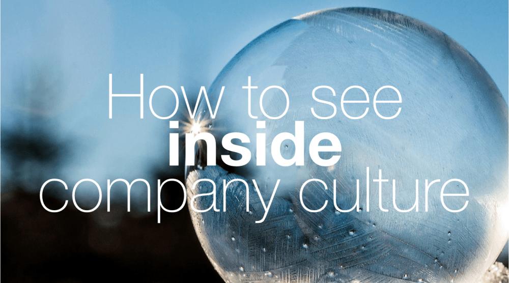 company culture transaparency