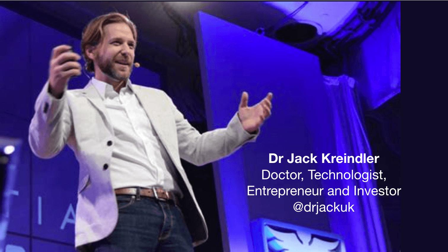 Dr Jack Kreindler