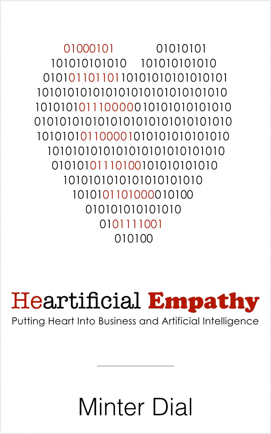 Heartificial Empathy book cover 1414*884