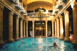 Budapest Bath Experience Gen Z Marketing