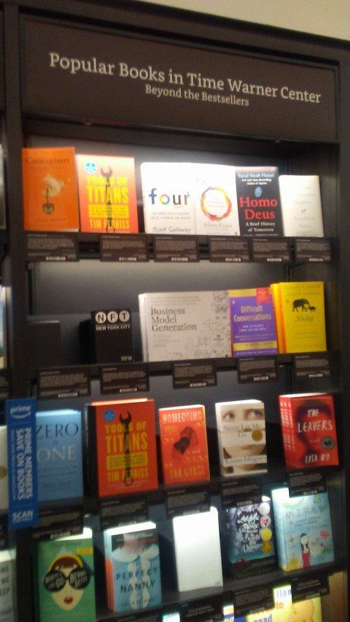 Popular Books in Time Warner Center Amazon retail