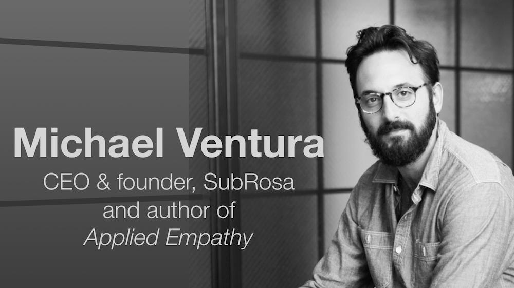 Michael Ventura subrosa