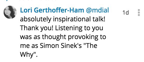 Tweet like Simon Sinek