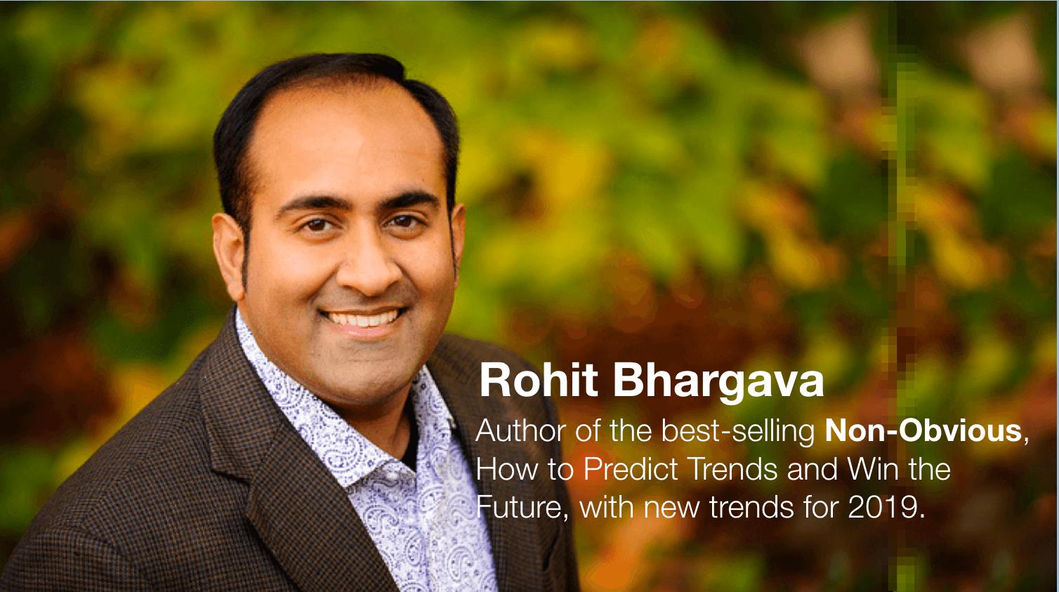 Rohit Bhargava Non Obvious