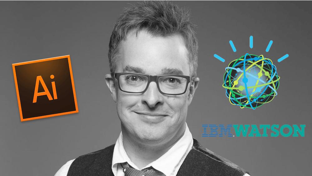 Jeremy Waite IBM CSO Watson
