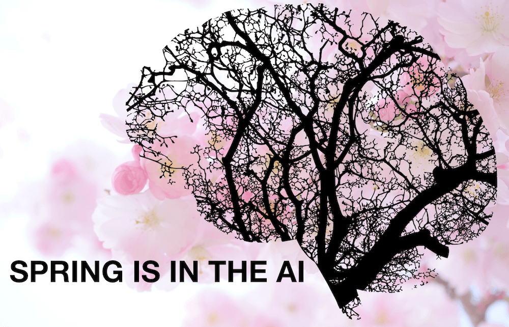 spring is in the ai