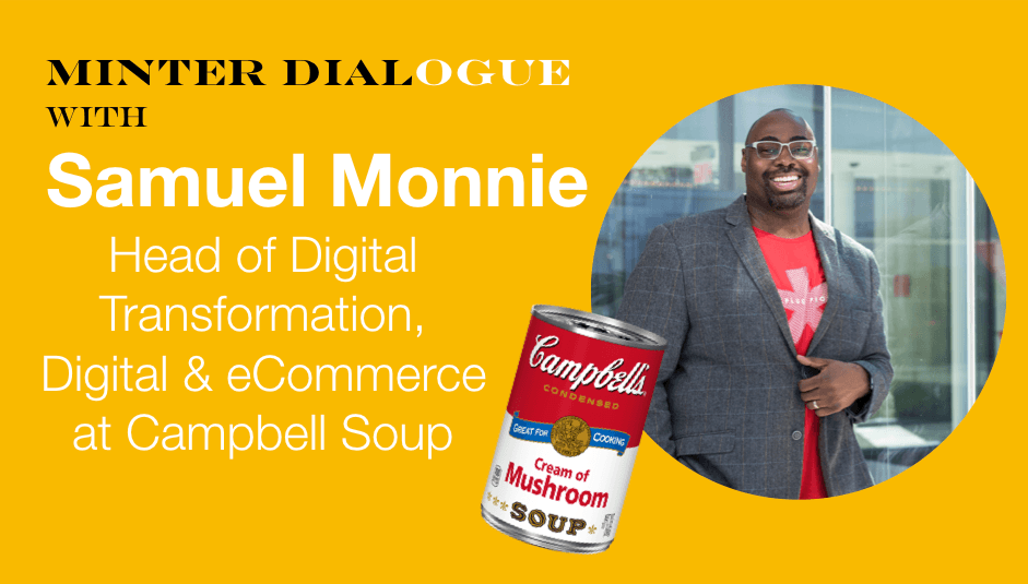 Sam Monnie at Campbell Soup
