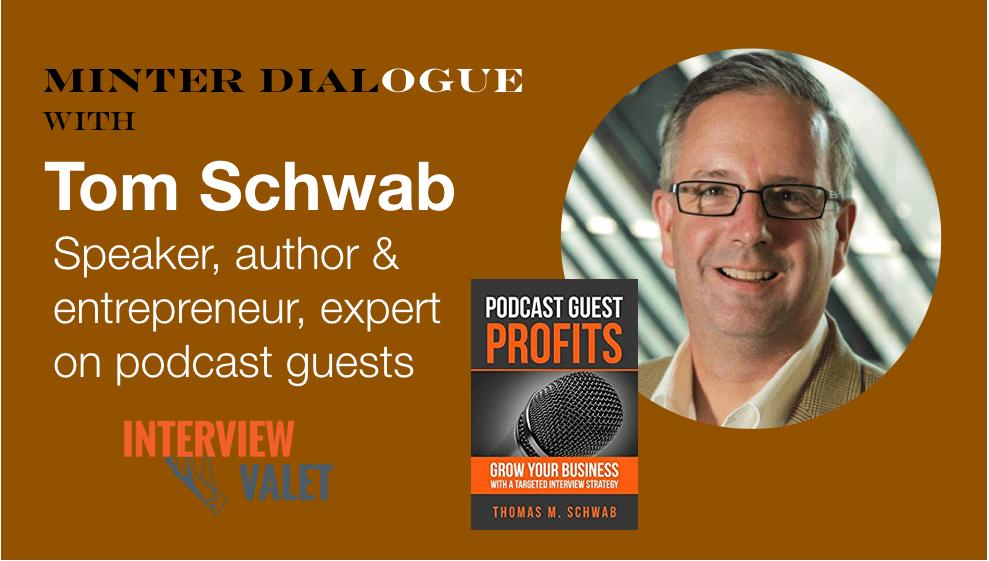 Tom Schwab banner for podcast